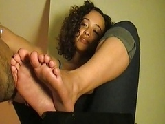 Goddess Delicious Foot Worship 2