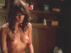 lizzy caplan celeb sex video clip