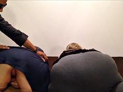Fist Party Squirt Big Butt Ass Worship MILFs
