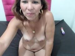 Webcam Striptease Video