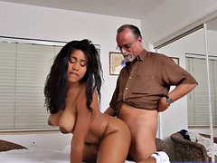 Sexy therapist Jenna Foxx bangs with her patient