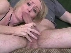 Non-pro Old Mom i`d like to fuck Cock sucking Cumshot on face Homemade Sextape