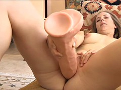loving hole dildo-fucked