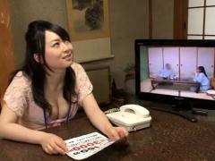 Asiático, Pajear, Japonés, Madres para coger, Uniforme