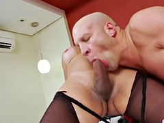 hunk stud Christian hhhy and sexy ass lboy Walker Drumond