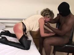 Rubia, Sexo duro, Interracial, Madres para coger