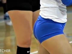 Amateur, Collège université, Sport, Adolescente