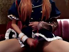 Japan cosplay cross dresse92