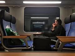 late train