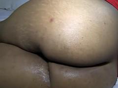 laylared double dildo anal playin masterbate