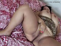 Huge tits Meow Cock Fun
