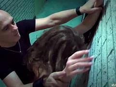 Bonds and tears in prayer slave for bondage grace