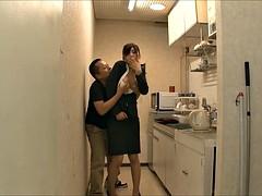 Fétiche, Japonaise, Bureau