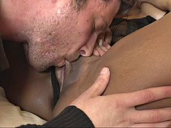 jenna foxx gives head while talking to bf's mom and then rides the dick