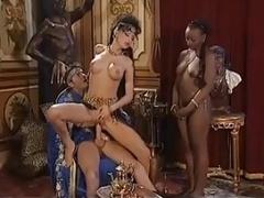 Анальный секс, Черные, Фистинг