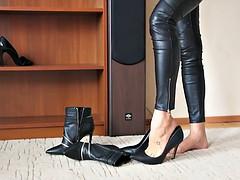 Lady Amelia highheels shoes change