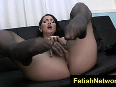 FetishNetwork Ashton Pierce feet worship