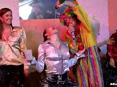 SHELLEY: Xporntubex Three lesbians fighting