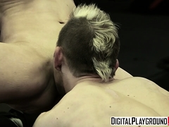 Jesse Jane  Erik Everhard fuck in the ring
