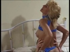 SEXY Old 33 mother in three-way