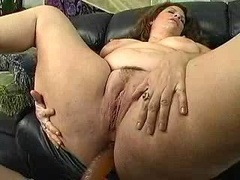Mature woman with a huge tooshie fragment 3