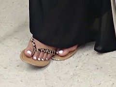 My Friend's Candid Toes
