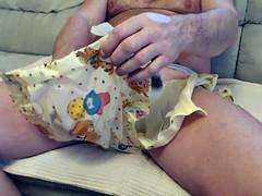 horna in the diaper
