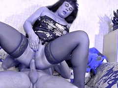 mom gets anal # 2 (recolored)