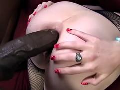 Анальный секс, Жопа, Большой член, Блондинки, Минет, Межрасовый секс