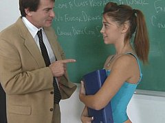 Collège université, Mignonne, Petite femme, Rousse roux, Élève, Maigrichonne, Étudiant, Adolescente