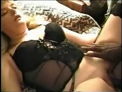 redneck slut wife takes on a black bull, hubby tapes