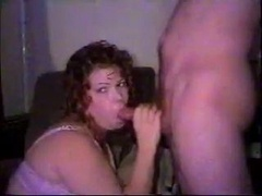 slightly fat dick sucking