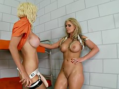 Puma Swede fucks Phoenix Marie up her ass with a toy