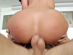 Jada Stevens getting her big butt drilled