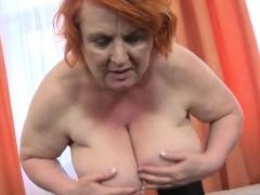 Busty milf sex with cumshot