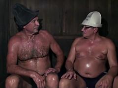 Russe, Sauna