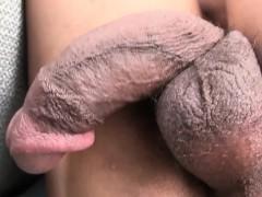 Negro, Ébano, Hd, Masturbación, Transexual, Solo