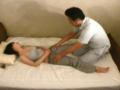 ask for a massage at a secret erogenous film clip 1