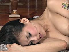 Asiático, Morena, Corrida, Corridas, Sexo duro, Japonés, Estrella porno