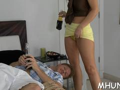 milf demonstrates fucking skills mature feature 2