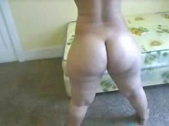 Lad shoots home clip while making love truly big ebony booty