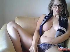 Big Boobs And Glasses