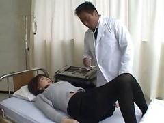 mongolian doctor and besides mongolian asshole