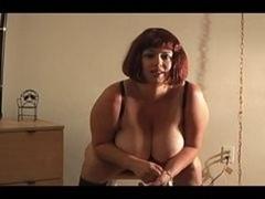 Belle grosse femme bgf, Plantureuse, Conversation vulgaire