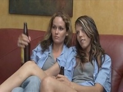 Amber Chase and plus female friend