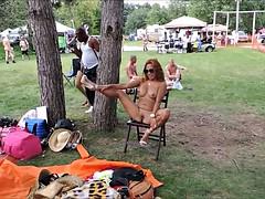 Filipino stepsisters Nudes-a-Poppin 2014 Edition