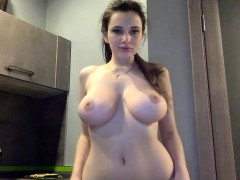 Hot rihana85 flashing boobs on live webcam