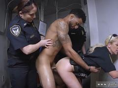 Milf makes herself squirt and blonde interracial gang Dont be darkhued and suspicious
