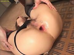 Risako Konno Anal First Active Idle