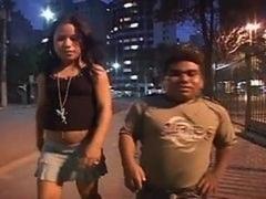 Brazilian Bubblebutt Mom i`d like to fuck Midget 3way